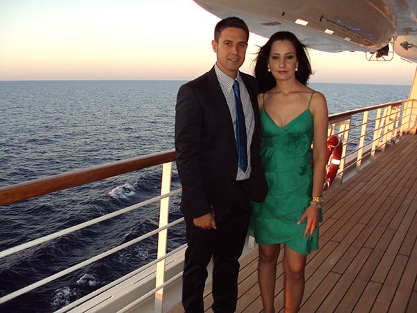 Andorreando por el barco..