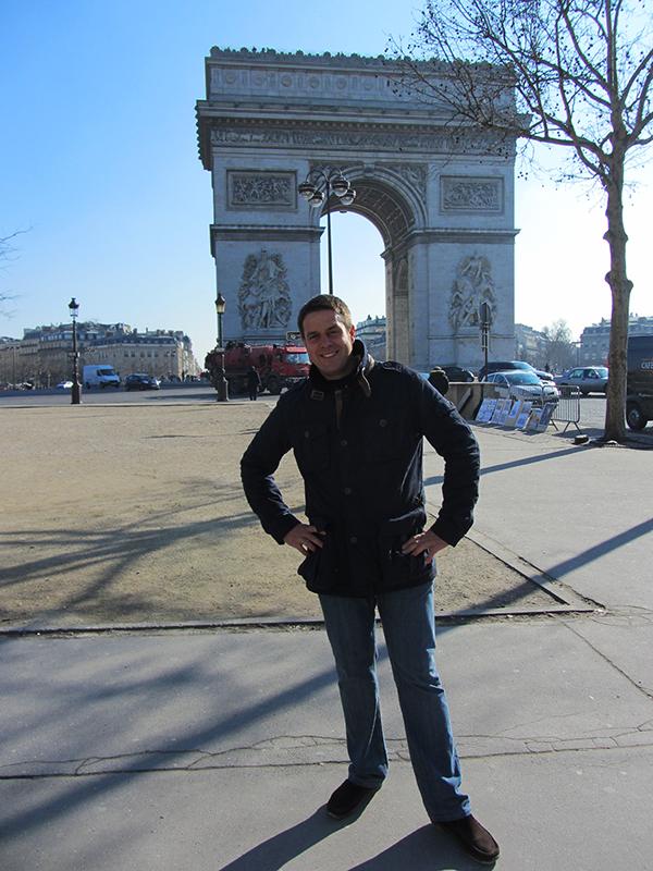 Arco Triunfo París