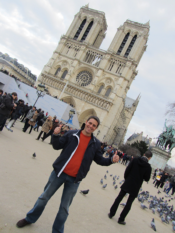Catedral Notre Dame París