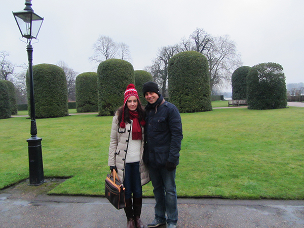 Jardines Palacio Kensington