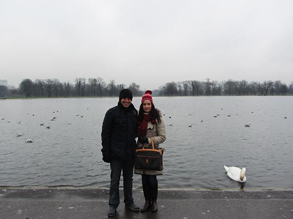 Lago Londres