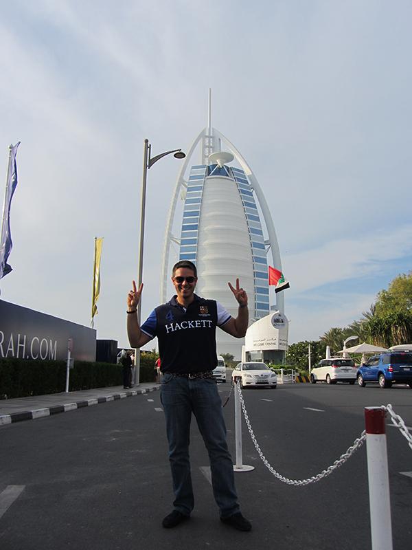 Burj Al Arab Dubái..