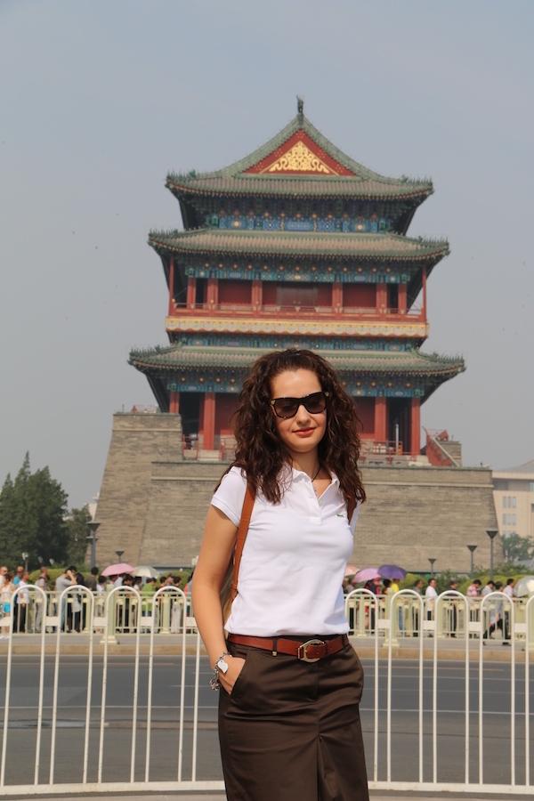 Torre Qianmen