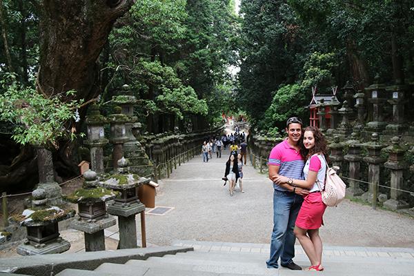 Santuario Shintoísta Kasuga