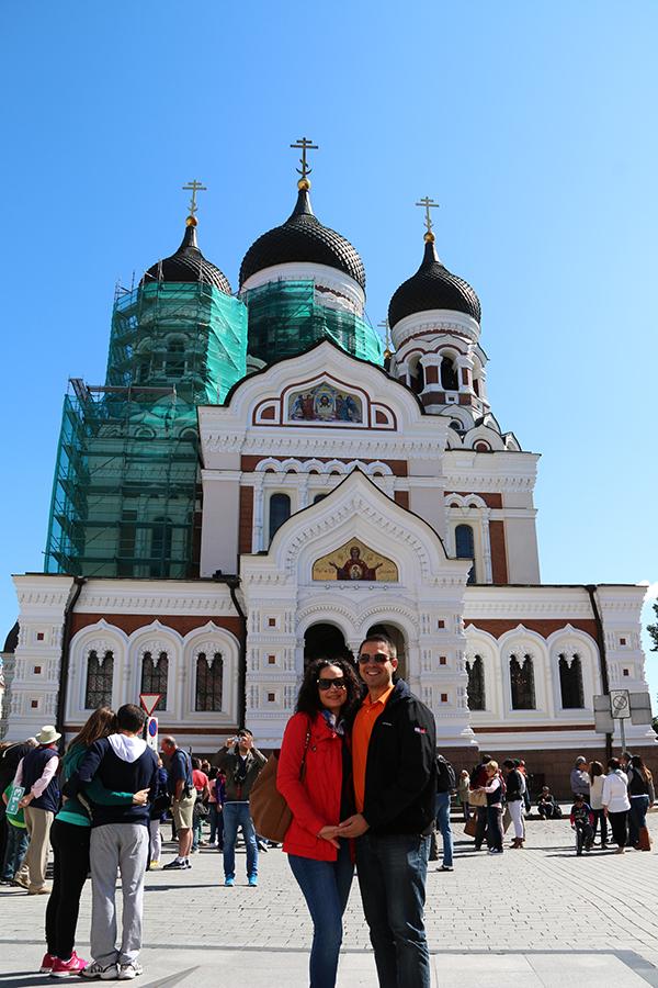 Andorreando Catedral Alexander Nevski