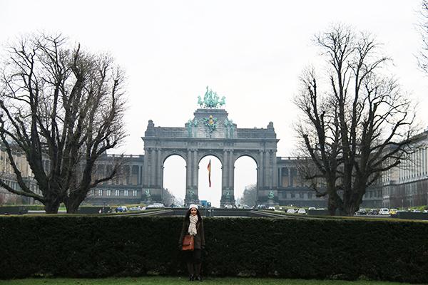 Palacio Cincuentenario Bruselas