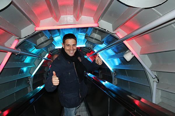 Interior Atomium