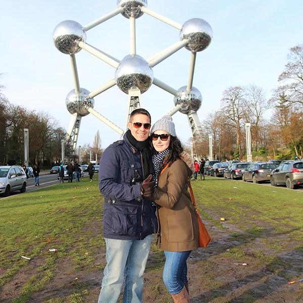 Atomium Bruselas