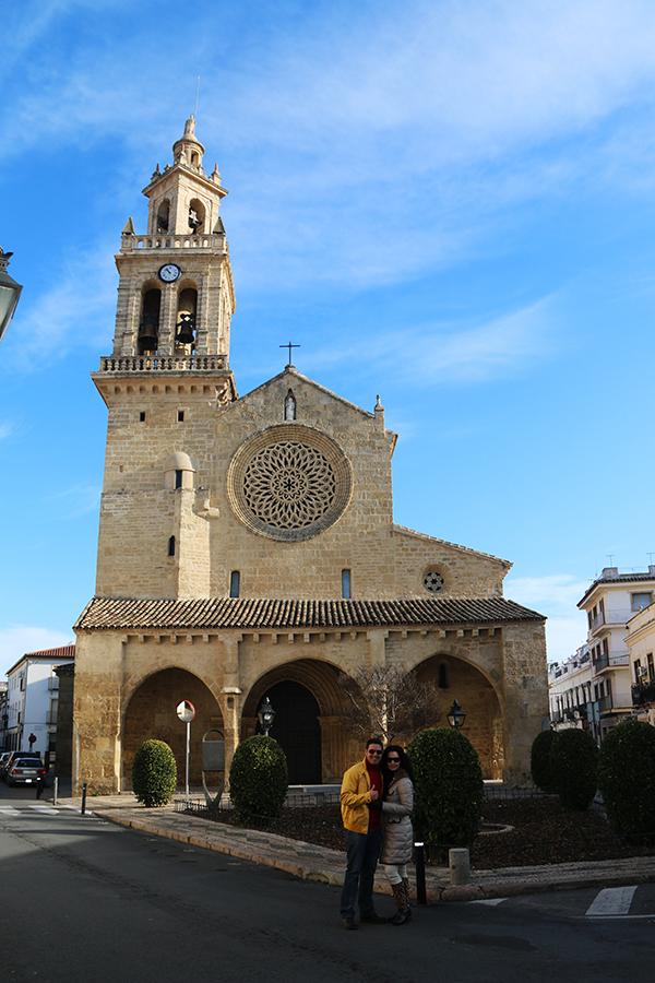 Iglesia de San Lorenzo Córdoba.