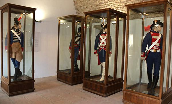 Exposición Castillo Guardias Viejas