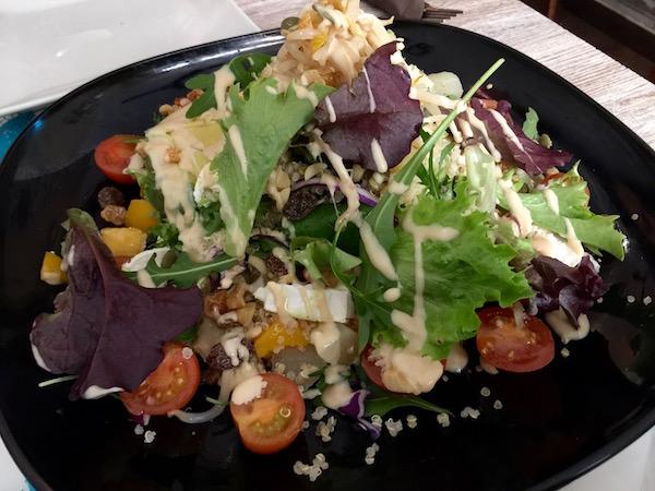 Ensalada Gastronauta