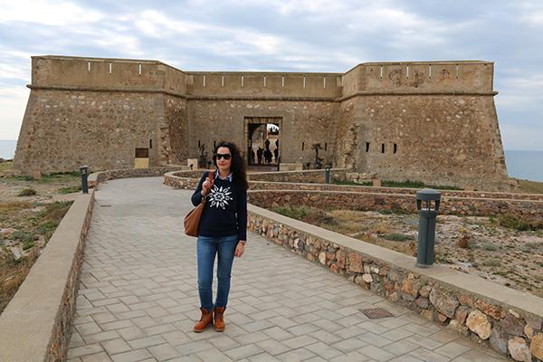 Castillo Guardias Viejas,