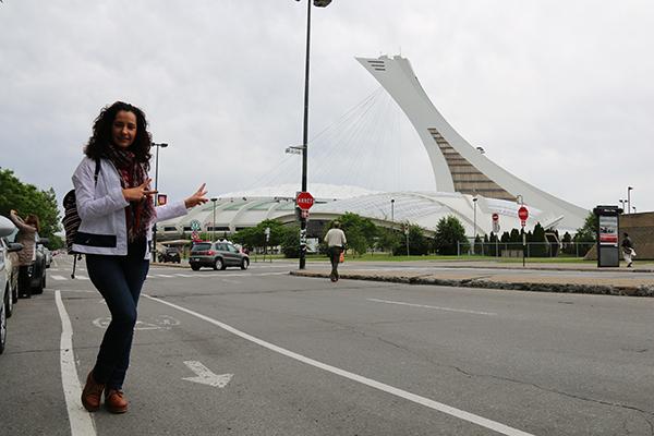 Estadio Juego Olimpo Montreal