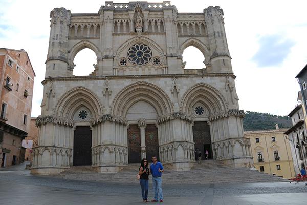 Catedral Santa María y Julián