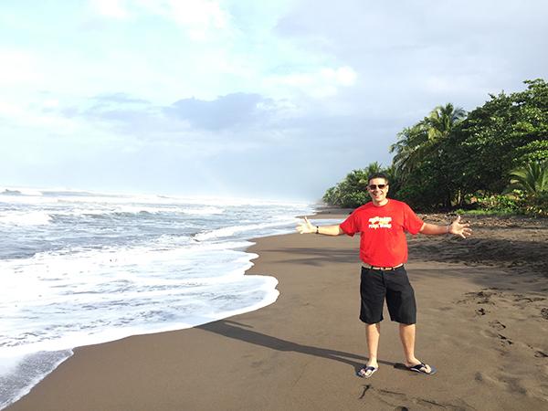 Playa de Tortuguero