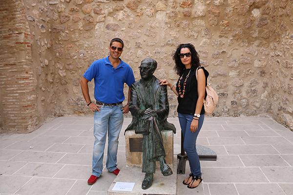 escultura Federico Muelas