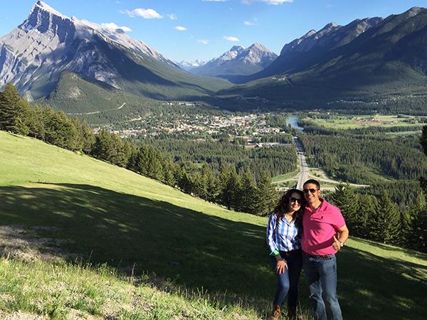 panoramica Banff