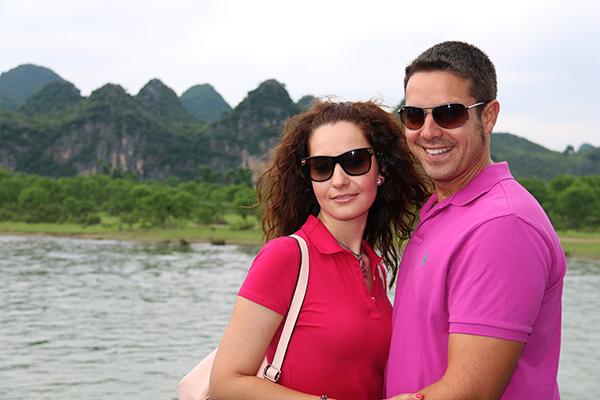 Crucero Río Li Jiang