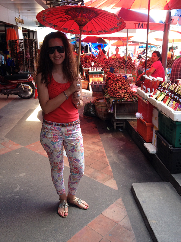 Mercado Myanmar