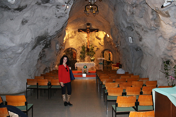 Iglesia Rupestre,