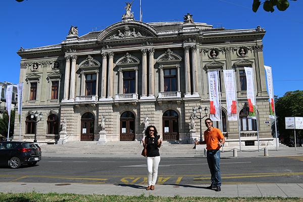 Opera Ginebra