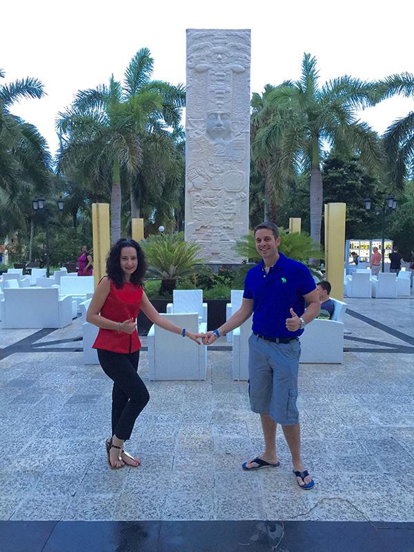 Andorreando Riviera Maya