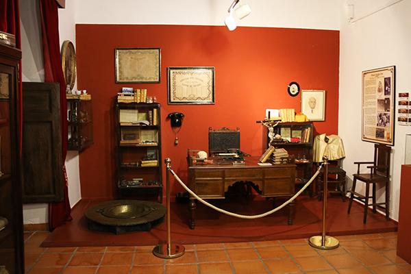 Andorreando Museo Comarcal Velezano Miguel Guirao