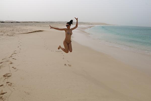 Playa Ponta Preta