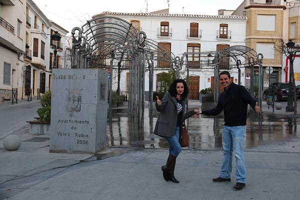 Andorreando Plaza de la Feria