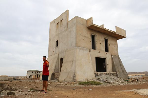 construcción residenciales Pedra Lume