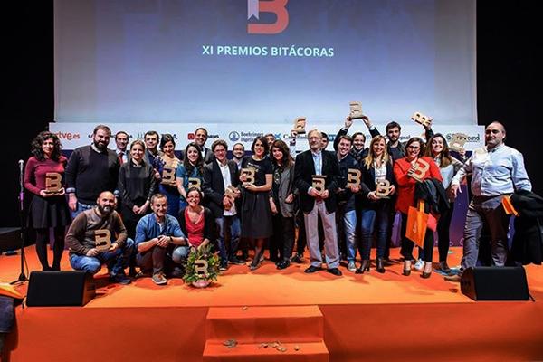 Andorreando foto ganadores Premio Bitácoras XI 2.015