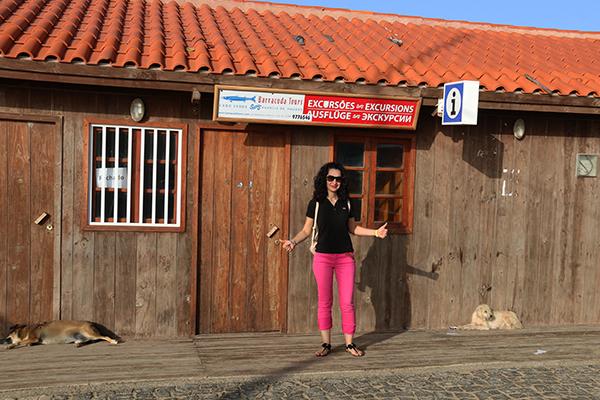 oficina turismo Santa María