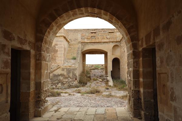 Fortificación deSan Felipe o de los Escullos