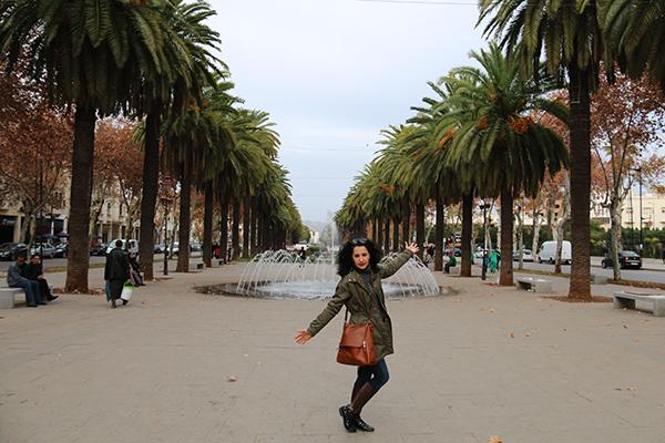 Avenida Hassan II.