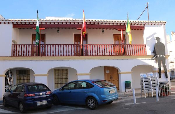Ayuntamiento Tabernas