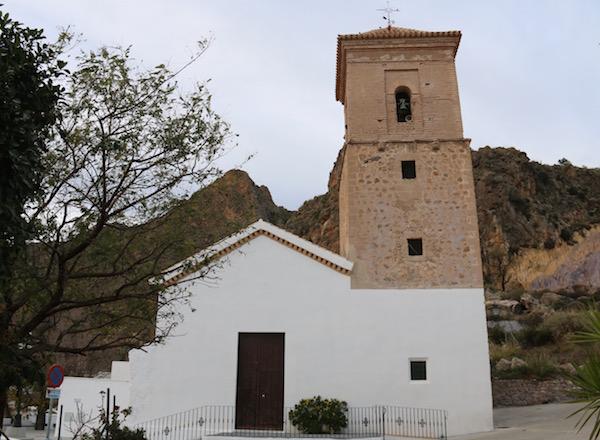 Iglesia Huebro