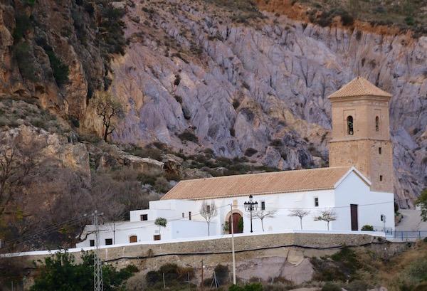 Iglesia Huebro.