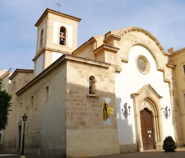 Iglesia Santo Domingo Santuario