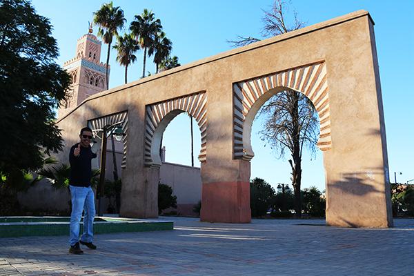 Ciudad Marrakech