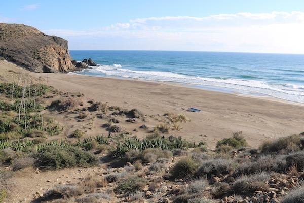 Playa Barronal.