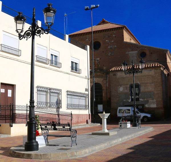 Plaza Jose Bellver