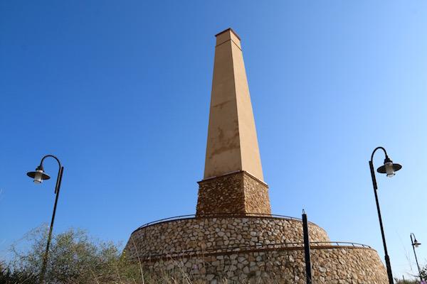 Antigua Chimenea