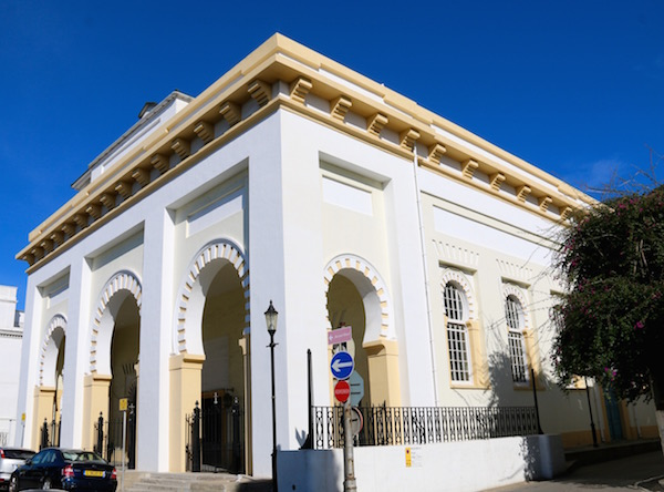 Catedral Holy Trinity.