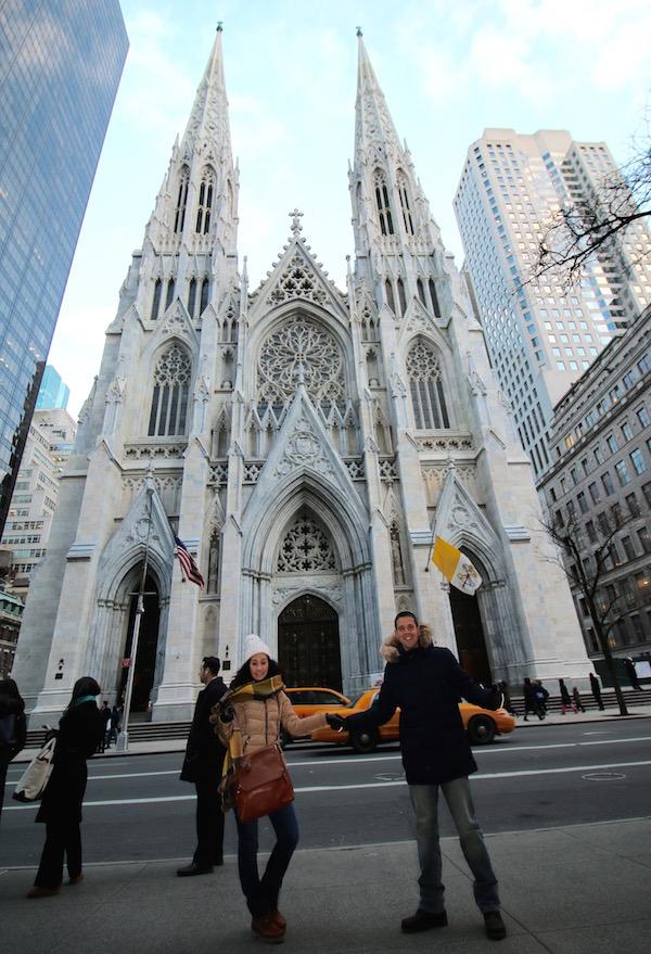 Andorreando Catedral San Patricio