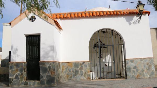 Ermita Cruz Mayo