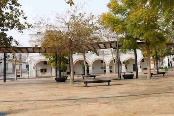 Plaza Papa Juan Pablo II