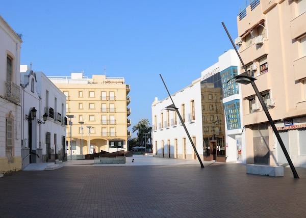 Plaza Pedro Gea