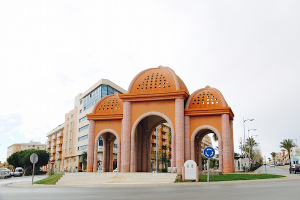 Puerta Vícar