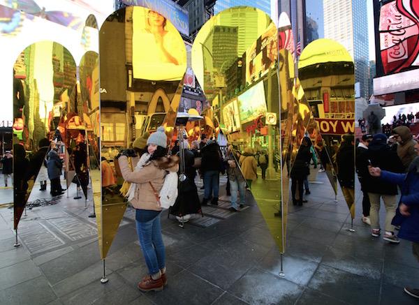 Andorreando San Valentin Nueva York