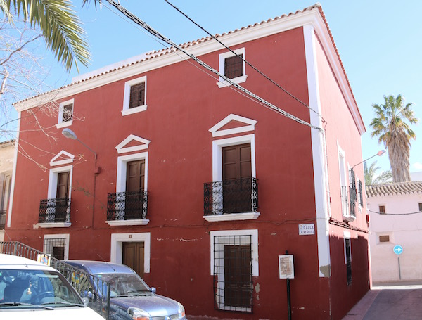 Casa Señorial Marqués del Carpio
